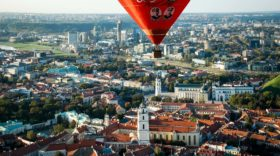 laisvalaikis Vilniuje