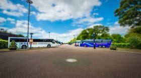 autobusas i oro uosta